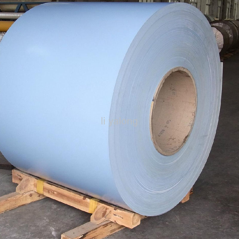 PE color coating aluminum coil 3003 price in Turkey