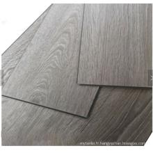 Plancher de planches de vinyle en plastique lâche Lay PVC.