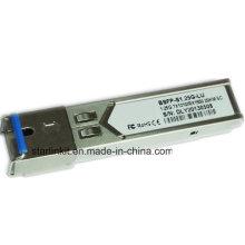 Волоконно-оптический приемопередатчик Bsfp-S1.25g-Lu сторонних производителей, совместимый с коммутаторами Cisco