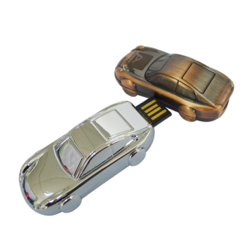 Novelty USB Stick Metal Car Flash Drive