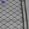 Malha de corda artesanal de aço inoxidável flexível