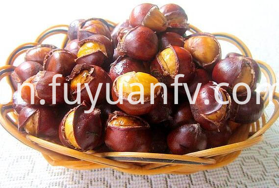 roast chestnut