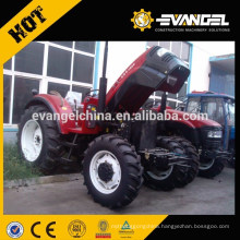diesel walking tractor with corn reaper attachments
