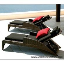 Chaise de rotin (5009)