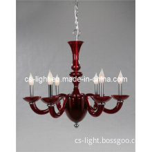 Glass Pendant Lamp Chandelier