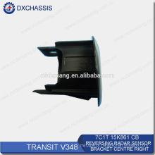 Genuíno Trânsito V348 invertendo suporte do sensor de radar 7C1T 15K861 CB
