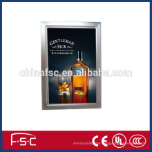 led backlight slim snapper light box