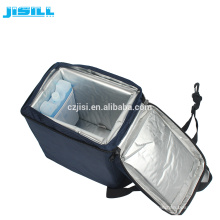 vacuum insulation ice cooler box for medical