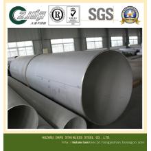 Fabricante ASTM 304 316 317 310 347 Tubo de aço inoxidável