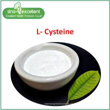 Pó fino de aminoácido L-cisteína