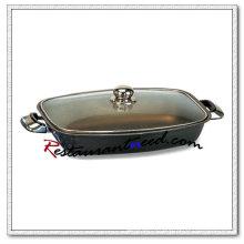 S113 антипригарным выбитый лоток roast