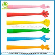 Suave pluma magnética de PVC a la medida para niños
