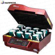 Sunmeta directamente fabricante Hot vendiendo 3D máquina de sublimación ST-3042