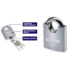 Arc Type Wramped Beam Padlock (2504)