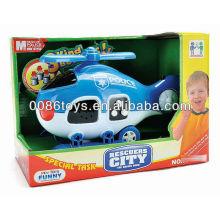 19CM B / OW / легкая вертолетная игрушка