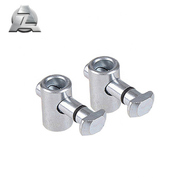 wholesale central connector aluminium profile accessories