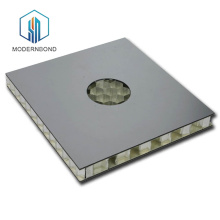 Metallbeschichtete Außenwand-Aluminiumwabenplatte