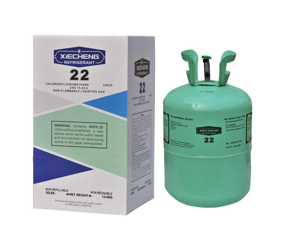 Household air conditioning refrigerant R22