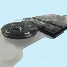 Клавиатура P + R (пластик + резина)