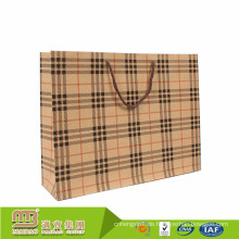 Kostenlose Probe Super Qualität Handtasche Form Custom Printing personalisierte Papier Geschenktüten