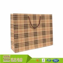 Бесплатный образец супер качество форма сумки пользовательские печать Персонализированные бумажные мешки подарка