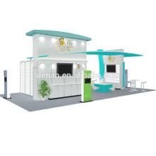 Oferta de Detian diseño de stand de stand de la isla de la moda
