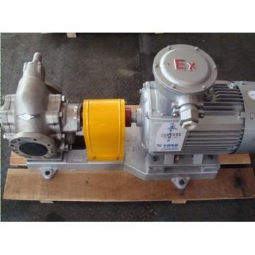 KCB Getriebeölpumpe für Rohöl