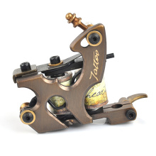 Hot Selling for Handmade Carbon Steel Tattoo Machine Handmade liner tattoo machine export to Papua New Guinea Manufacturers