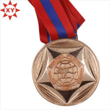 Les médailles et les rubans de la meilleure vente de cuivre classique (XY-mxl9404)