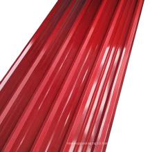 Top Quality steel sheet metal roofing plate RAL 3003 corrugated Steel Sheet
