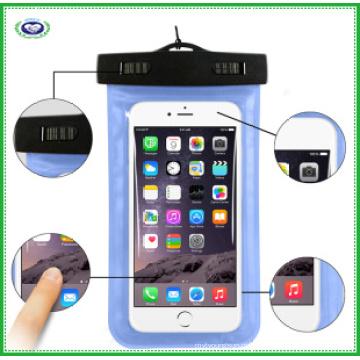 Alta qualidade PVC à prova de água Phone Bag