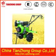 Tianzhong Home Use Gear Transmission Mini Gasoline Tiller for Garden