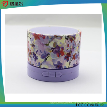 Colorful Portable Metal Bluethooth Speaker