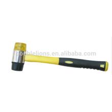 Doubel Kunststoffbeschichtung Griff weiches Gesicht Hammer, Handwerkzeuge