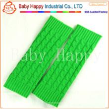 Grün Bequeme Leichtigkeit Baby Legging Mädchen