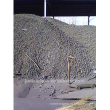 restos de ánodo de carbón / ánodo de carbono
