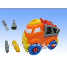 2012 kit de montagem de carro de brinquedo