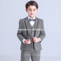 2017 new fashion sping and autumn wear boy clothing set korea style wedding dress for boy