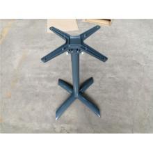 pata de la mesa plegable de aluminio