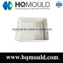 Gute Qualität Plastikkisten-Einspritzungs-Werkzeug-Plastikkorb-Form