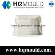 De boa qualidade Molde plástico da cesta da ferramenta da injeção da caixa plástica