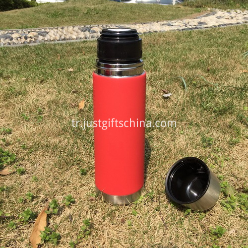 Compact Custom Stainless Steel Vacuum Flask, 750ML_2