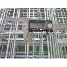 High quality heavy duty Electro galvanized welded wire mesh