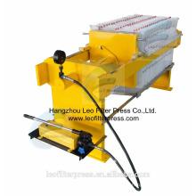 Leo Filter Press 500 Presse-filtre de petite capacité