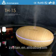 2015 мини светодиодов ультразвуковой аромат увлажнитель luftbefeuchter