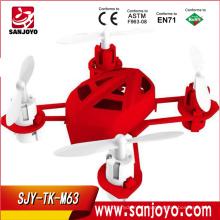 NOUVEAU le plus petit quadcopter M63 4CH 6 axes minimum pour les enfants
