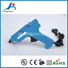80 W Hot Melt Glue Gun caso azul 110V