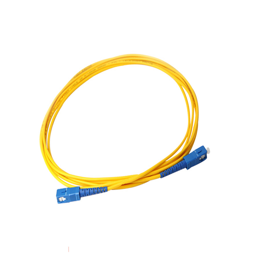 Singlemode Duplex Patch Cord Cable