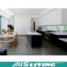 Armoire de cuisine en PVC de matériau de carcasse de panneau de particules (AIS-K975)