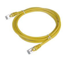 Cabo Ethernet CAT6A de boa qualidade para uso interno
